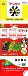Herbal Neem-Karela-Jamun Plus Juice 500 ml