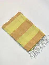 Cotton Cabana Stripe Fouta Towel, Machine wash