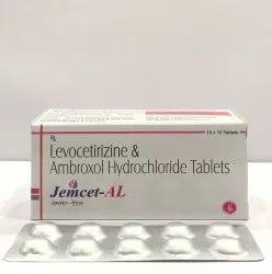 LEVOCETRIZINE & AMBROXOL HCL TAB