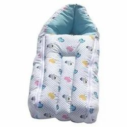 Cotton Baby Sleeping Bag, Newly Born