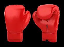 PVC红色拳击手套