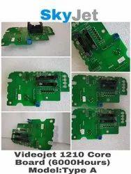 SkyJet - Videojet 1210 Core Board ( 6000 Hours ) Model : Type A