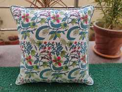 High Quality Flower Design Home Decorative Cushion Cover Fashion Custom Latest Design