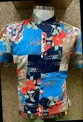 Profy Men's Half Shirt