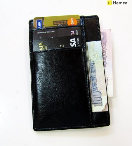 Wallet size picture holder