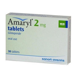 Amaryl Tablets 2 mg