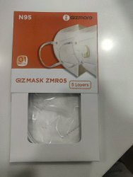 N95 Face mask ( Gizmore ) Brand