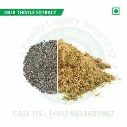 Milk Thistle Extract (Silybum Marianum, Cardus Marianus, Marian Thistle, Variegated Thistle)