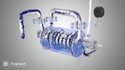 Video Mp4 2d 3d Process Animation, 2 Minutes