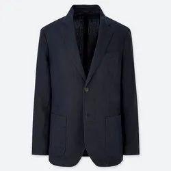 Mens Formal Cotton Blazer