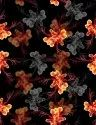 Digital Print Satin Fabric