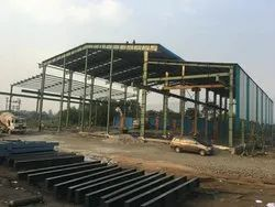 Engineering Works Truss Fabrication & Erection
