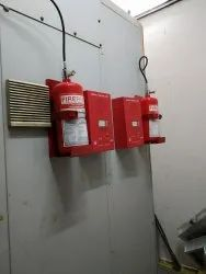 Automatic Novec 1230 Fire Suppression System
