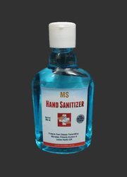 Hand Sanitizer (180 ml Bottle) - 80% Ethanol