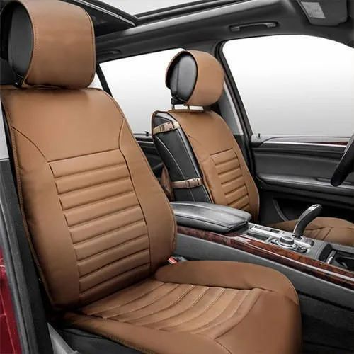 Brown Front Back Bmw Leather Car Seat Cover Rs 7500 Set Spada Auto Id 18645006473