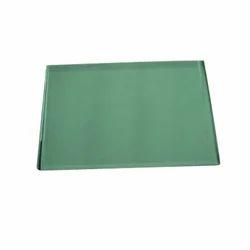 Green Tinted Plain Glass
