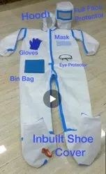 PPE Kit Full Body Cover Government SITRA Certified