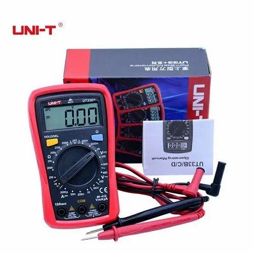Multimeter - Capacitance Meter Authorized Wholesale Dealer