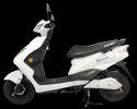 Black Ampere E-scooter