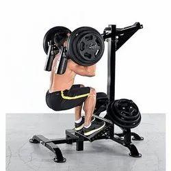 Gym Squat Machine
