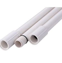 White Supreme Pvc Pipe