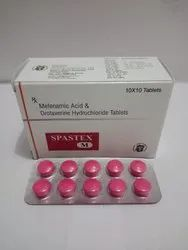 Mefenamic Acid and Drotaverine Hydrochloride Tablets