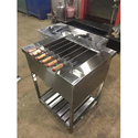 Stainless Steel Barbeque Machine
