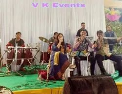 Musical Orchestra in Wedding