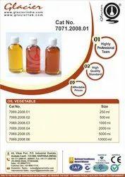 Glacier Vegetable Oil, Packaging Type: Bottle, Packaging Size: 10000 Ml