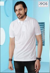 Mafatlal Basic T-shirt (WHITE)