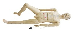 ZX-NS1088 Multi-Functional Elder Nursing Manikin