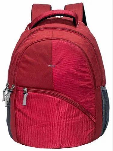 22a5c099e Polyester Designer School Bag, Rs 600 /piece, Micro Vision | ID ...