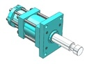 CTS 200 Series As Per ISO 6020/1 Hydraulic Cylinders