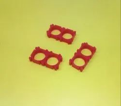 Plastic 18650 Cell Holders Cell Spacers 2p