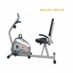 REC 720 Magnetic Recumbent Bike