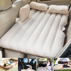 Car Bed Inflatable Mattress with Two Air Pillows