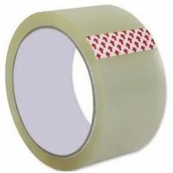 Transparent BOPP Tape for Packaging, Thickness: 30- 50 Microns