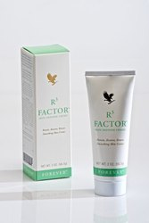 Forever R3 Factor Skin Defense Creme, Ingredients: Herbal, Tube
