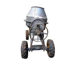 Mild Steel Cement Concrete Mixer