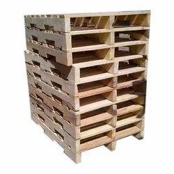 Wood Rectangular Wooden Pallet
