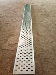 Hot Dip Galvaniser Perforated Cable Tray