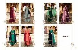 Zubeda Suvarna Designer Georgett Suits