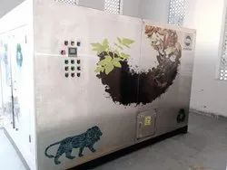 Biodegradable Waste Composting Machine