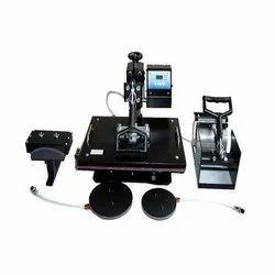Bengal Photo Heat Press Machine, Capacity: 100 - 200 Pc/Hour, Automation Grade: Semi-Automatic
