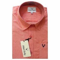 Allen Solly M Ens Colored Shirt
