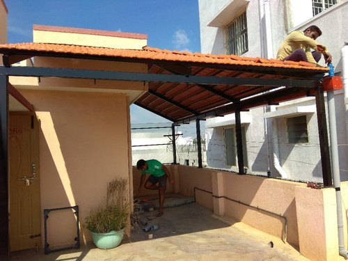 Mangalore Clay Roofing Tiles At Rs 260 Square Feet
