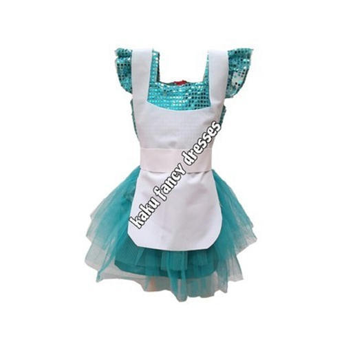 Baby Girls Firozi Kids Alice Fairy Tales Costume  sc 1 st  IndiaMART & Baby Girls Firozi Kids Alice Fairy Tales Costume Rs 1000 /piece ...