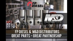 FP Diesel Engine Spare Parts