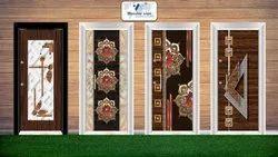 Pvc Uv  Door Print