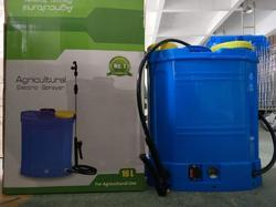 Battery Operated Backpack Plastic Sprayer